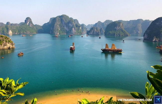di du lich ha long trong tour mien bac