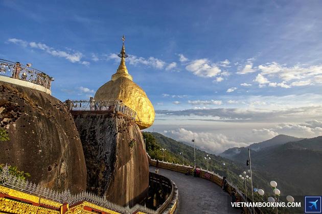 đi du lịch myanmar 5n4d