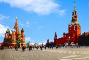 Tour du lịch Nga: Matxcova – St.Petersburg 7N6Đ