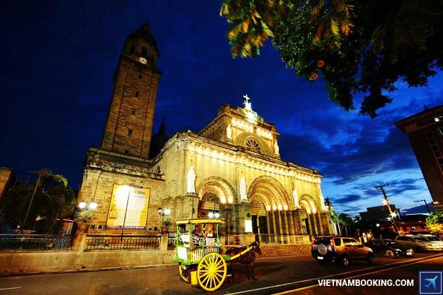 đi du lịch philippines 4n3d