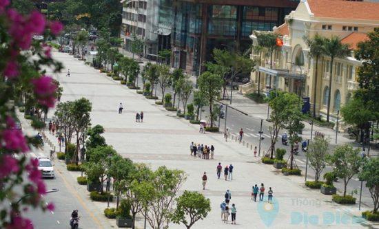 Du lịch Sài Gòn ngày lễ