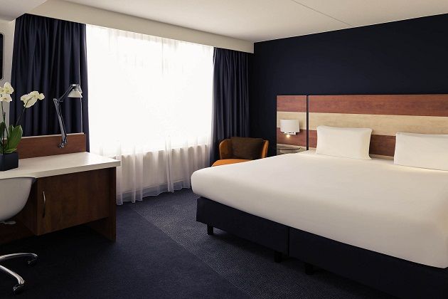 Khách sạn Amsterdam đươhc yêu thích nhất
