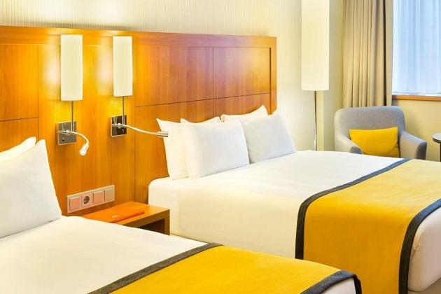 Khách sạn tại Amsterdam