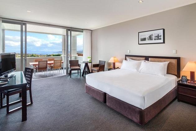 Khách sạn New Zealand