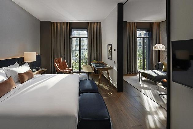 Khách sạn ở Barcelona giá rẻ