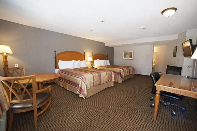 Khách sạn giá rẻ Canada