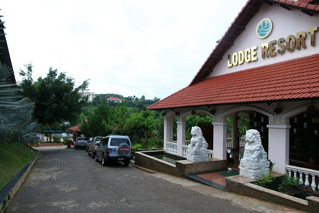 Khách sạn Đắk Nông cao cấp