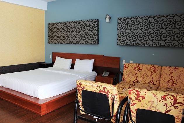 Khách sạn Đồng Tháp 2 sao