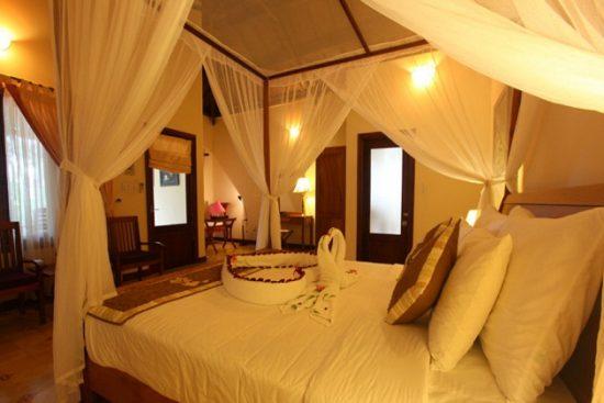 Khách sạn nghỉ dưỡng Hồ Tràm