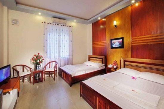 Giá phòng khách sạn Long Hải