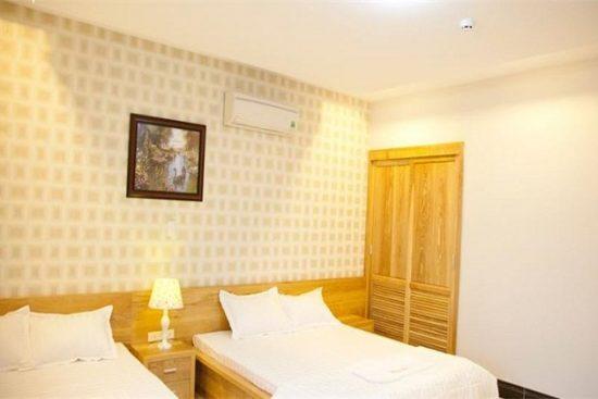 Khách sạn giá rẻ tại Long Hải
