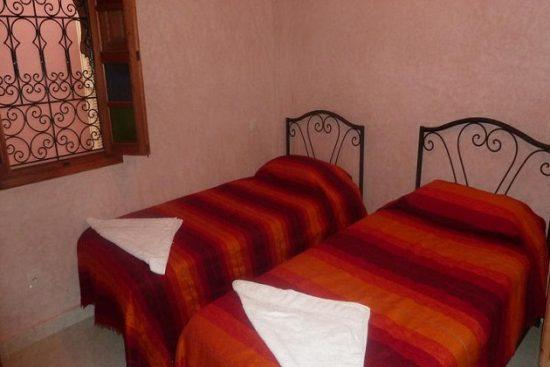 Khách sạn Morocco