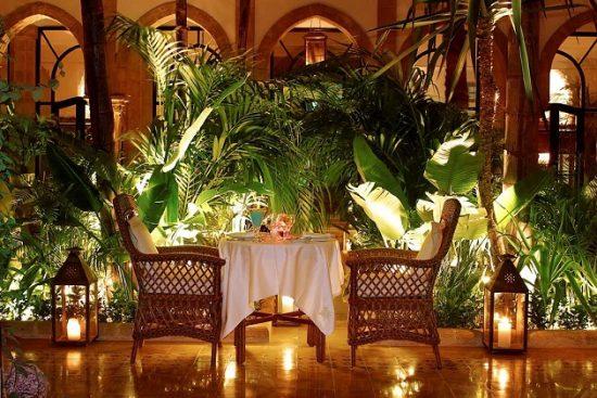 Khách sạn Morocco sang trọng