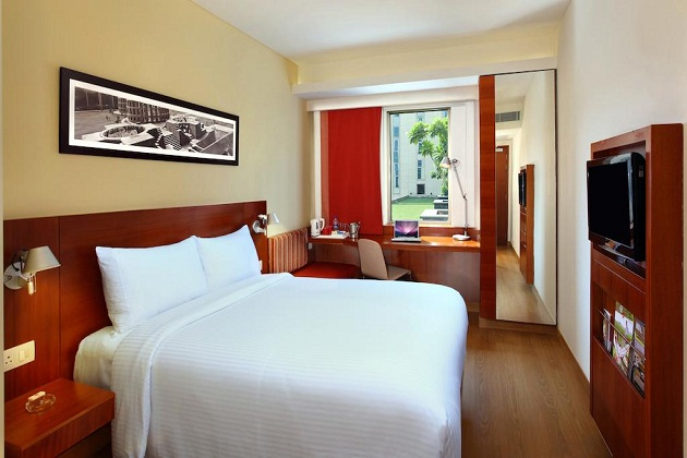 Khách sạn New Delhi giá rẻ