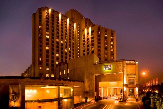Khách sạn New Delhi sang trọng