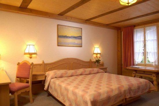 Khách sạn Thụy Sĩ giá rẻ