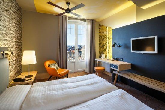 Khách sạn Thụy Sĩ sang trọng