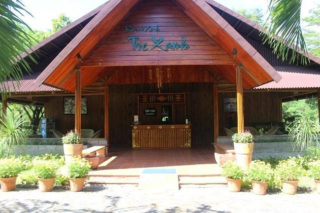 Khách sạn Tre Xanh Đồng Nai