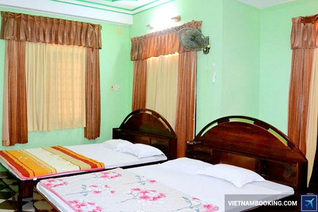 Khách sạn Vĩnh Long giá rẻ