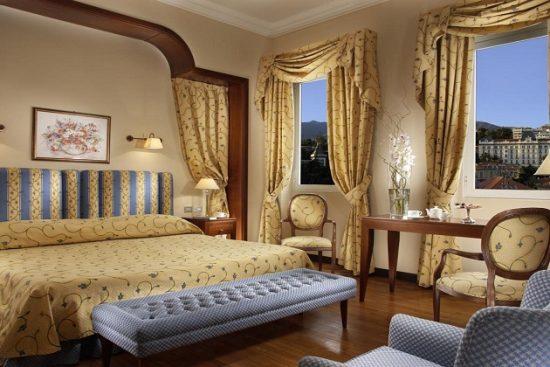 Khách sạn sang trọng ở Ý