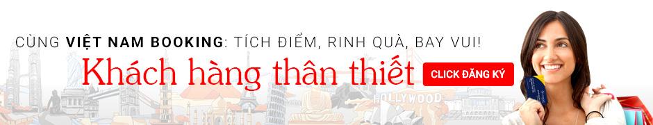 Banner Vietnambooking