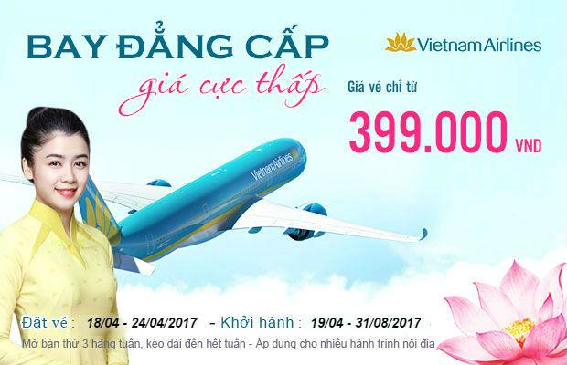 khuyen mai vietnam airlines gia hap dan