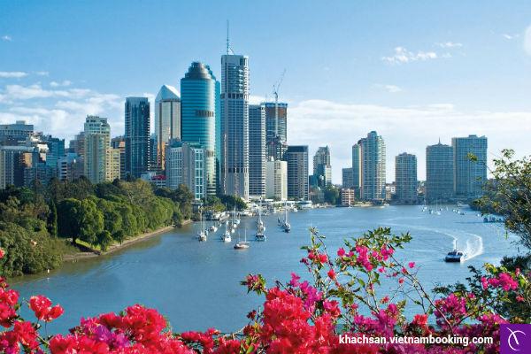 Brisbane, diem den du lich dip le 30/4 & 01/05 tuyet voi 1
