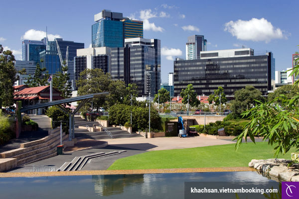 Brisbane, diem den du lich dip le 30/4 & 01/05 tuyet voi 6