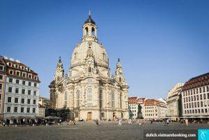 Ghé thăm thành phố cổ Dresden Đức