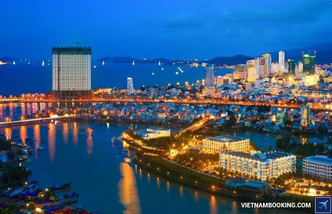 tour du lịch Nha Trang khởi hành từ Hà Nội