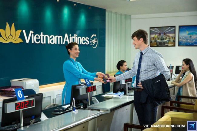 ve may bay tet vietnam airlines