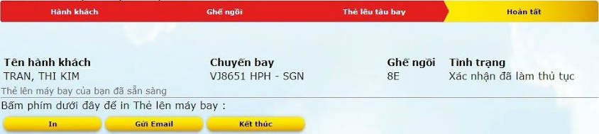 lam thu tuc check-in online vietjet air