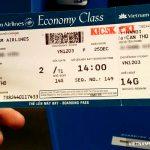 Cách đổi vé máy bay Vietnam Airlines