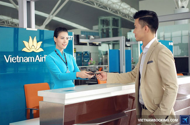 hanh ly tra truoc vietnam airlines