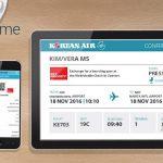Check-in trực tuyến Korean Air tiết kiệm thời gian