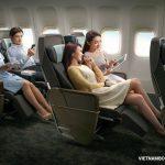 Các hạng vé máy bay của China Airlines