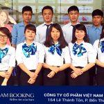 Vietnam Booking – Đại lý bán vé máy bay Vietnam Airlines uy tín