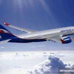 Đại lý vé máy bay Aeroflot Russian Airlines giá rẻ