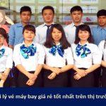 Đại lý vé máy bay Bangkok Airways giá rẻ