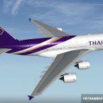 Đại lý vé máy bay Thai Airways uy tín tại Việt Nam