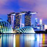 Đại lý vé Vietnam Airlines đi Singapore giá rẻ tại Hà Nội