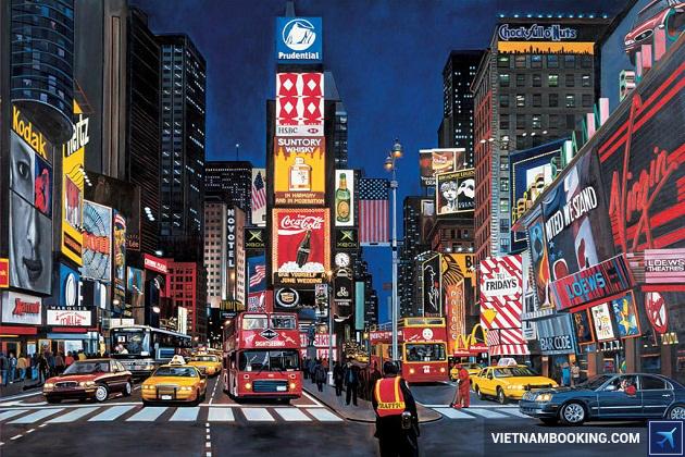 Tour du lịch Newyork giá rẻ