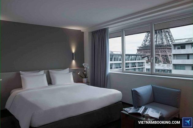 Khách sạn giá rẻ ở Paris