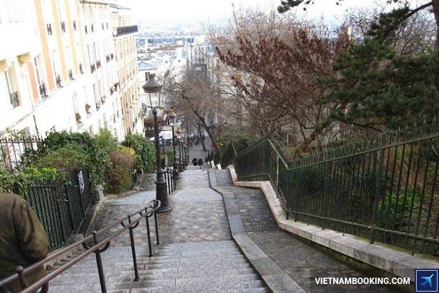 Trải nghiệm thú vị du lịch Paris