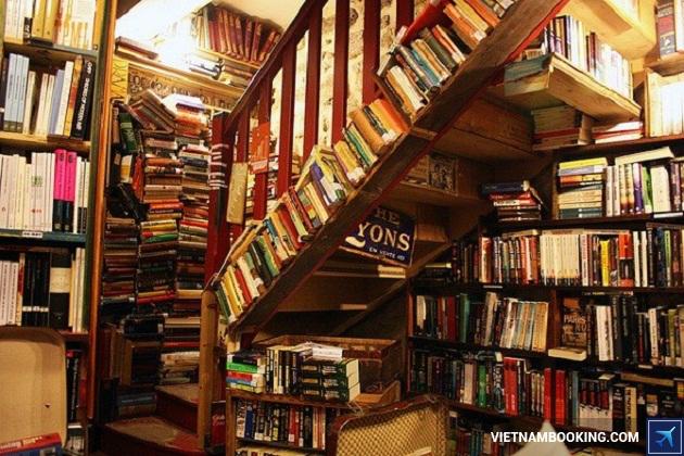 Hiệu sách cổ Paris