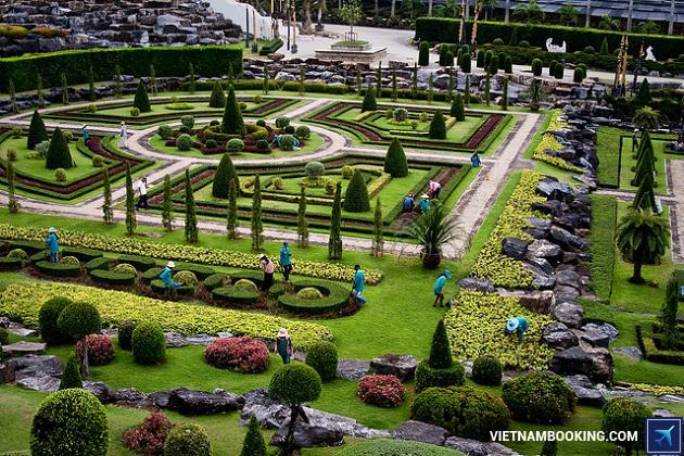 Du lịch Pattaya giá rẻ