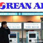 Làm thủ tục lên máy bay Korean Air với Express Check-In