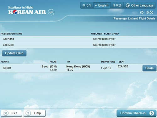 phong ve korean air da nang