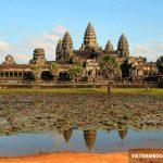 Giávé máy bay đi Campuchia của Vietnam Airlines