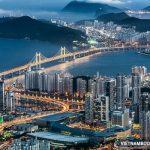 Giá vé máy bay Vietjet Air từ Hà Nội đi Busan mới nhất